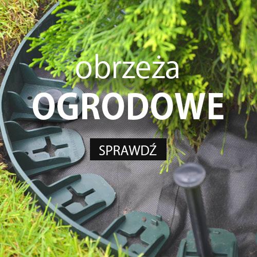 plastikowe obrzeża do ogrodów Polscy producenci żadna chinska podróbka